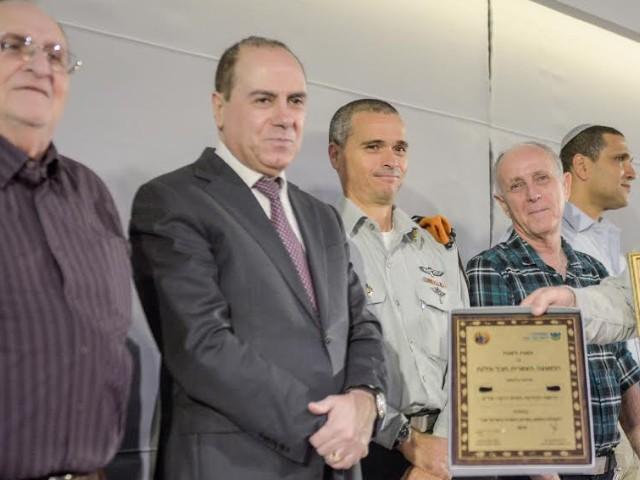 המועצה לישראל יפה סילבן שלום