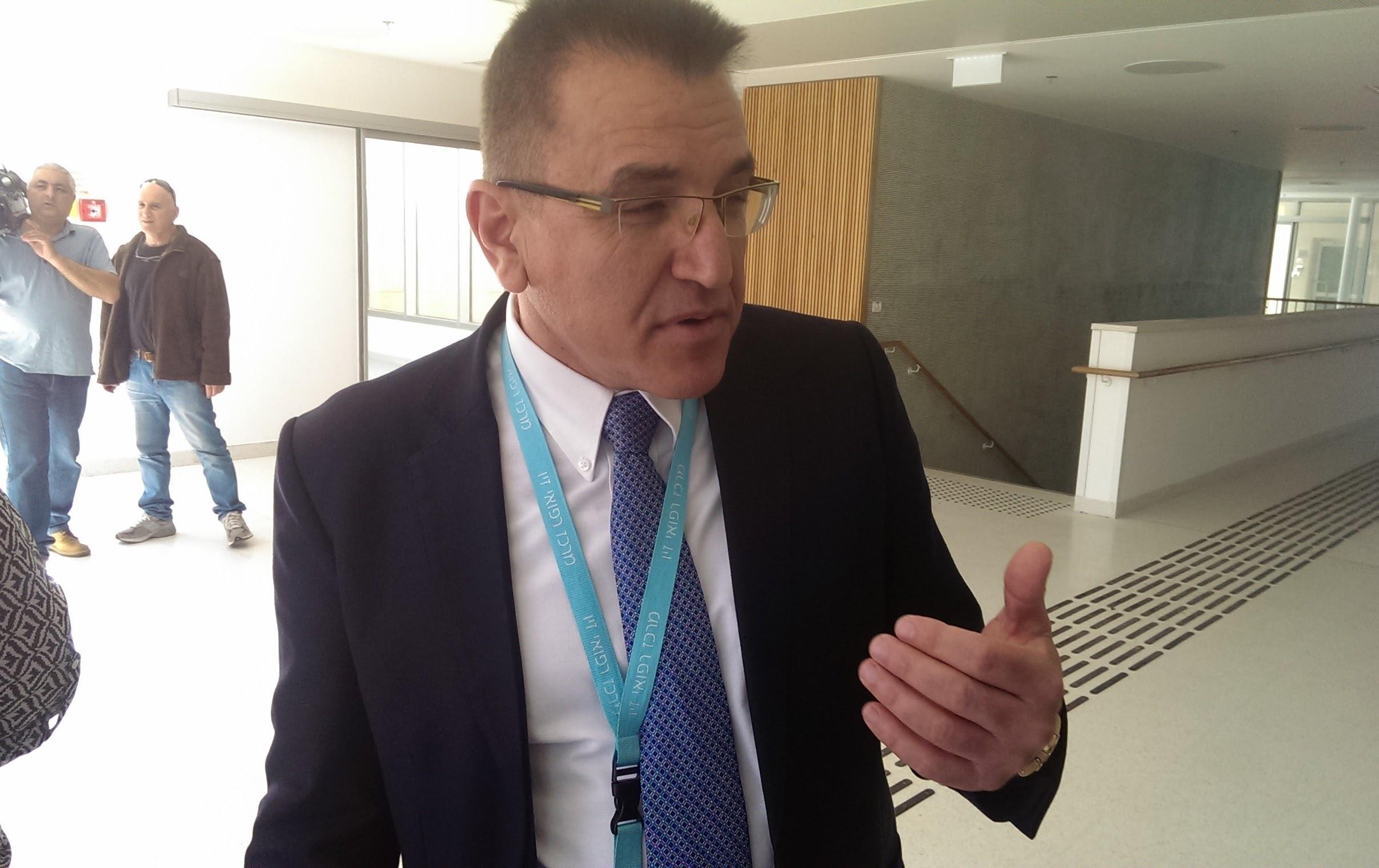 """כבוד לעדה כבוד לצפת: זרקא מנהל """"זיו"""" ידליק משואה"""