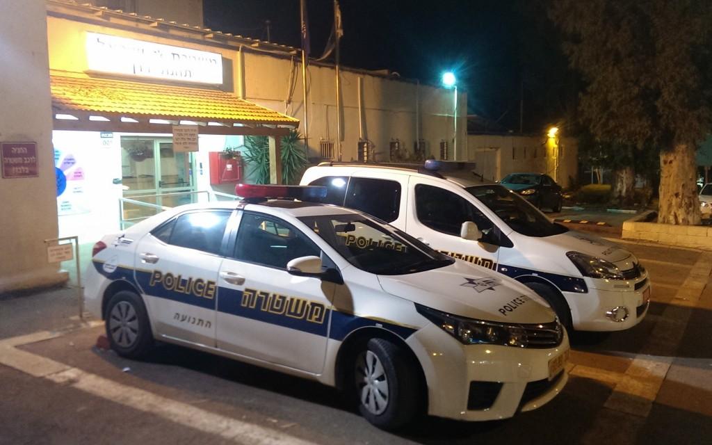 משטרת הירדן (ראש פינה). צילום: מאיר ינקו.
