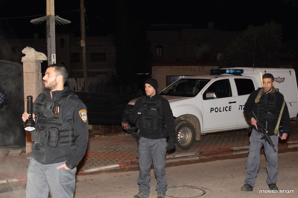 צילומים: משטרת ישראל.