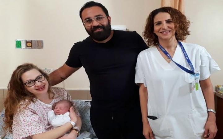 """שנה פוריה: ב- 2017 נולדו במרכז הרפואי """"זיו"""" בצפת 3516 תינוקות"""
