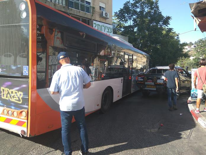 במשטרת צפת מתכוונים להגביר את האכיפה בתנועה ברחוב ירושלים בצפת