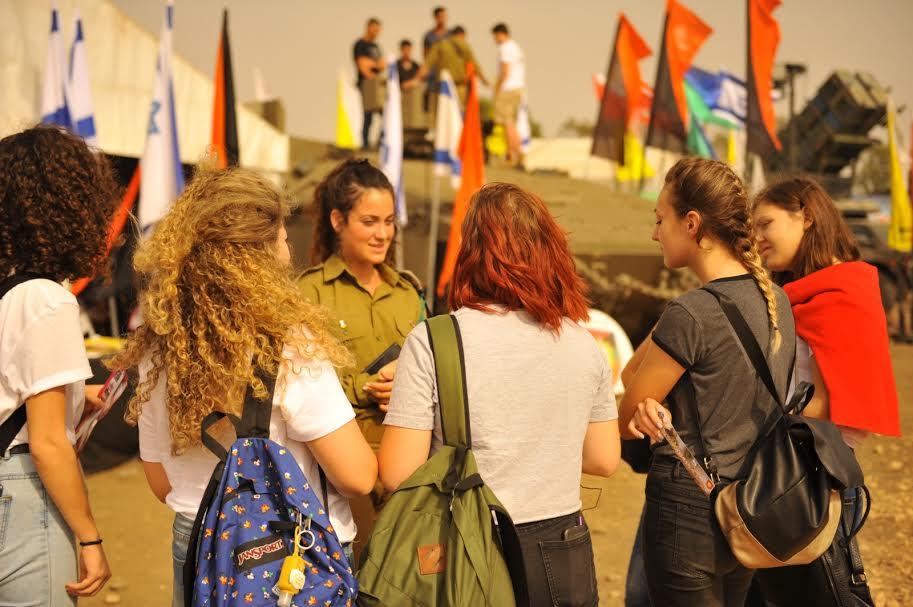 בעקבות מורשת הלוחמים בגולן – 300 אלף תלמידים משתתפים באירועים