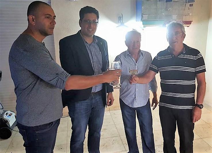 """שלום חדד: """"מאמין שמי שייבחר לראשות העיר בצפת לא יפסיק את העשייה לקבוצה"""""""