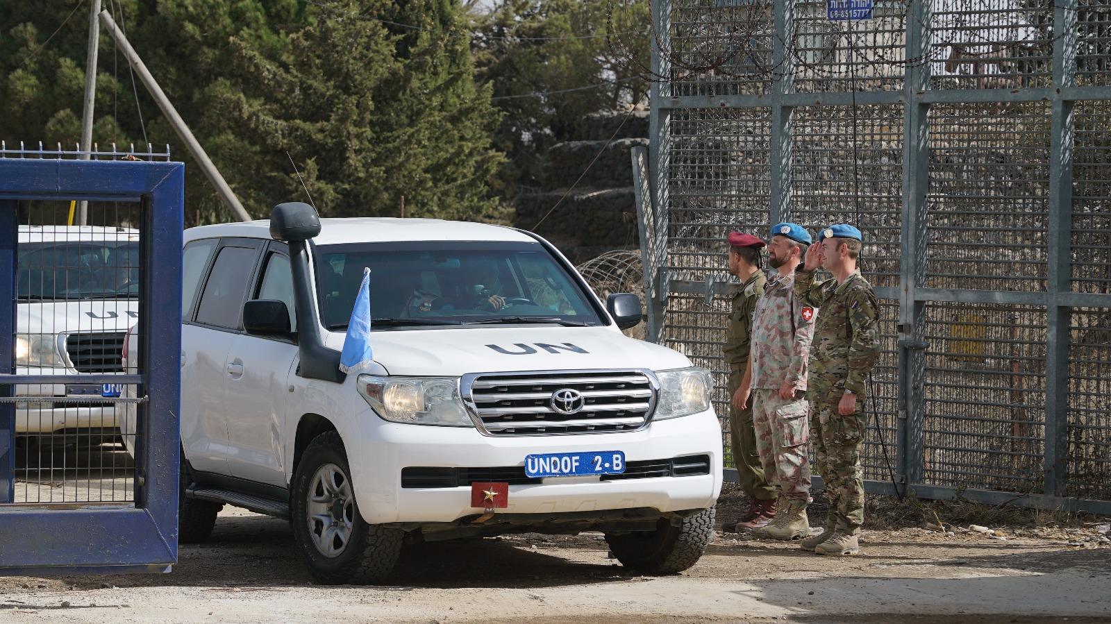 נפתח מעבר הגבול בקוניטרה לסוריה – 4 שנים המעבר היה סגור