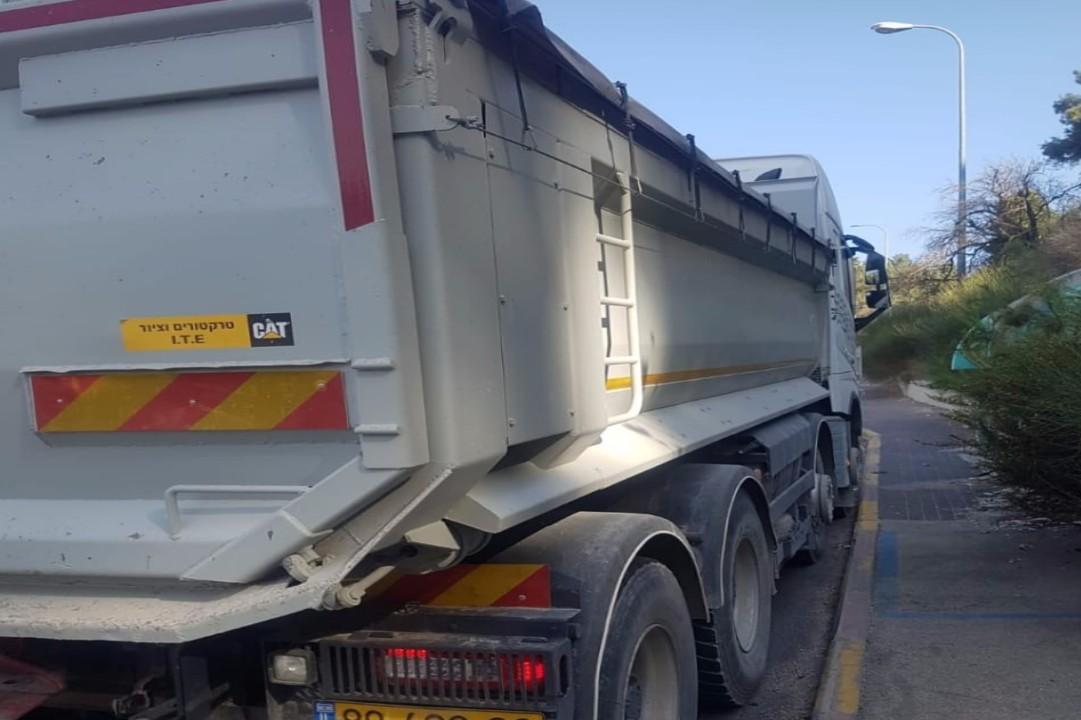 מדאיג: בבדיקה יזומה של משרד התנועה בצפת נתגלו ליקויים במעל 50 אחוז מהמשאיות
