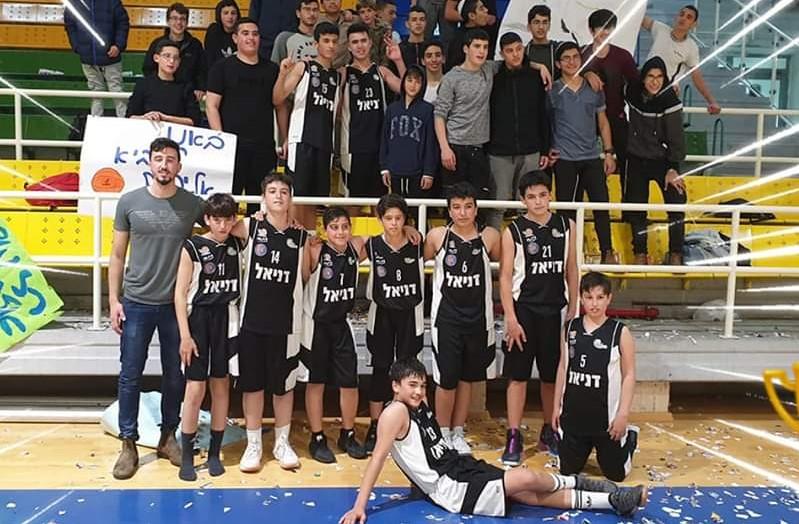 קבוצת הילדים של מ.ס. צפת קרובה לזכייה באליפות הליגה – ניצחון מפריד מהתואר