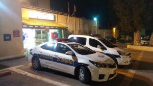 משטרת הירדן