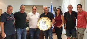 בית ספר לכדורגל מכבי חיפה ראש פינה