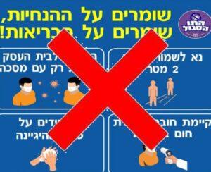 ישראל ניצחה את הקורונה