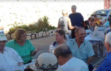 יוזמה של עמידר בשכונת עופר בצפת: שכנות טובה  בין חילונים לדתיים