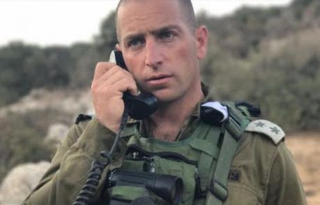 """חילופי מח""""טים בשומרון: אל""""ם שגיב דהן החליף את גלעד עמית מיסוד המעלה"""