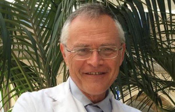 """פרופ' קרל סקורצקי מונה לדיקן הפקולטה לרפואה ע""""ש עזריאלי בצפת"""