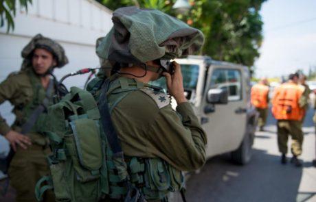 """מתיחות בגבול הצפוני: צה""""ל בכוננות – המשטרה פרסה כוחות בצירי תנועה"""