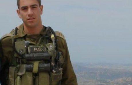 """סרן ג'ינו ממטולה חגג עם חייליו במוצב בהר דב: """"אני מרגיש גאווה לשמור על הבית מקרוב ולחגוג את החג עם חיילי״"""