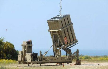 """צה""""ל פרס סוללות 'כיפת ברזל' בצפון  כהיערכות לתגובה אפשרית מאיראן"""