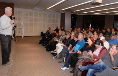 לאור הדרישה: רשות העתיקות והמכללה האקדמית חידשו את סדרת ההרצאות של נאמני שימור העיר צפת