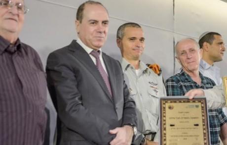 חמישה כוכבי יופי לצפת וגוש חלב בתחרות המקלטים של פיקוד העורף והמועצה לישראל יפה – מטולה מצטיינת המחוז