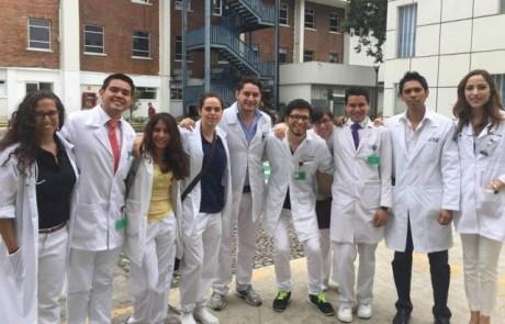 סטודנטיות מהפקולטה לרפואה של אוניברסיטת בר אילן בגליל השתתפו בהתמחות בבתי חולים במקסיקו