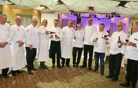 ויוה לה פרנס: יקב הרי גליל העניק חסות לארוחה המרכזית בפסטיבל המטבח הצרפתי בישראל