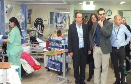 """מנהל המרכז הרפואי פוריה: """"פתיחת הפקולטה לרפואה בגליל היא המהפכה הכי משמעותית שהייתה באזור כולו בעשור האחרון"""""""