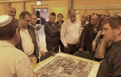 משדרגים: בחצור מובילים תהליך שיתוף ציבורי לחידוש מרכז היישוב