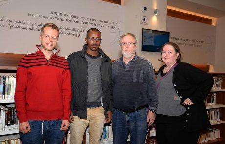 עושים למען הקהילה: משפחת לפבר העניקה מלגות לסטודנטים מהמכללה האקדמית צפת
