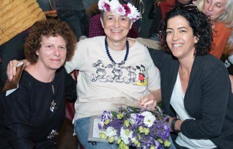 כספי מתנות יום ההולדת נתרמו להקמת סטודיו לתרפיה במרכז הרפואי זיו בצפת