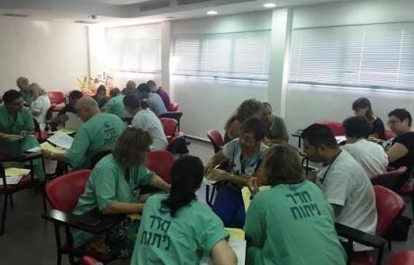 סדנת למידה משותפת למורים ורופאים התקיימה בפקולטה לרפואה בצפת