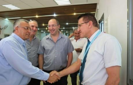 """מהפכה: עובדי הקבלן ייקלטו להעסקה ישירה במרכז הרפואי """"זיו"""" בצפת"""