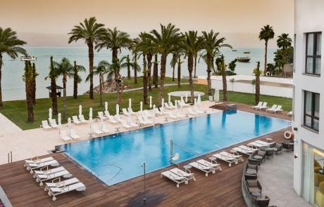 לאחר 30 שנה: מלון חדש על הכנרת – רשת פתאל השיקה מלון בוטיק