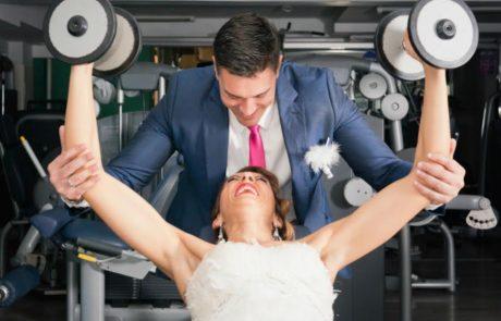 מתכוננים לחתונה: רוצים לדעת איך להיכנס לכושר ולהישאר רגועים?