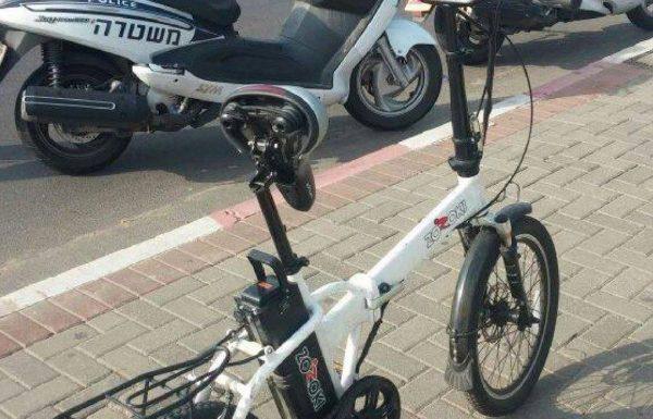 בצפת נערכים למבצע אכיפה נגד רוכבי אופניים חשמליים – יוטלו קנסות