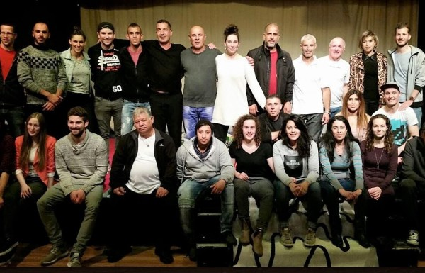 """מיוחד ליום השואה: יורם עומר חזר ממסע בגרמניה במסגרת פרויקט """"ספורט לחיים"""""""