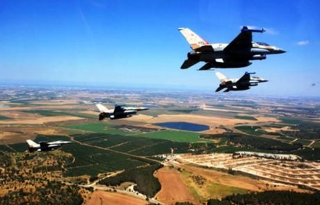 כמיטב המסורת יערוך חיל-האוויר מטס הצדעה
