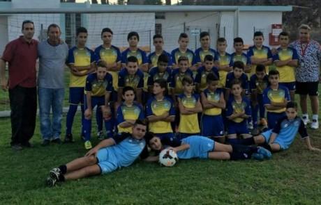 ילדי חצור כבשו 66 שערים ב-14 משחקים – רוצים לזכות באליפות