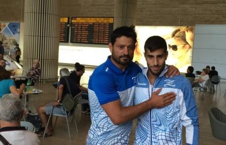 רוצים מדליה: בצפת מחזיקים אצבעות לגולן פולק התקווה האולימפית של ישראל