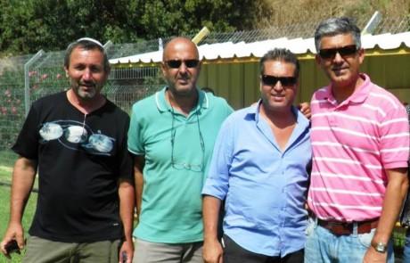 צו פיוס בחצור: יהודה חטואל בדרך לאמן את הקבוצה הבוגרת
