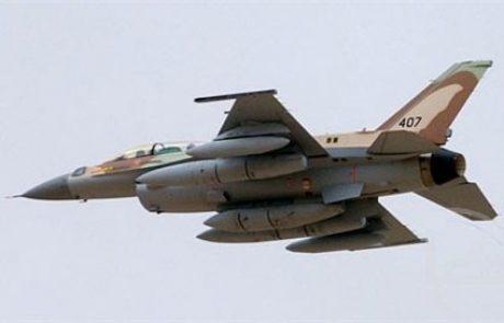 """הסלמה בצפון: מטוס ישראלי ננטש – מל""""ט אירני הופל"""