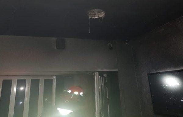 שוב שריפה בבניין המועצה בטובא – נבדק חשד להצתה