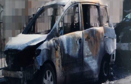 מעצר עד תום ההליכים נגד תושב צפת על הצתת הרכב של אביה של בת זוגתו