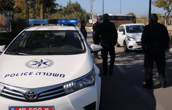 המשטרה החלה באכיפה סמויה וגלויה בכביש המרוצים של צפת