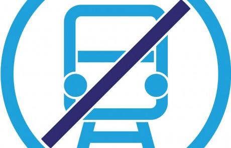 לידיעת הנוסעים: עקב עבודות תשתית יחולו שינויים בתנועת הרכבות נהריה-חיפה