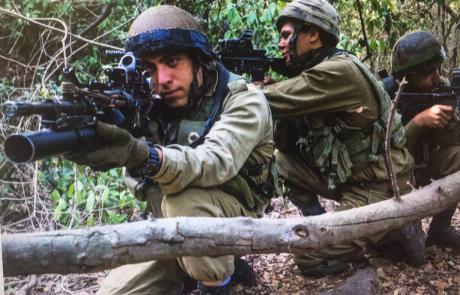 """מוכנים לכל תרחיש: גדוד """"שחף"""" ערך אימוני איסוף מידע על גבול לבנון"""