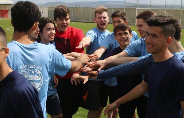 מאות השתתפו בטורניר הכדורגל השנתי של תנועת הנוער העובד והלומד בצפון