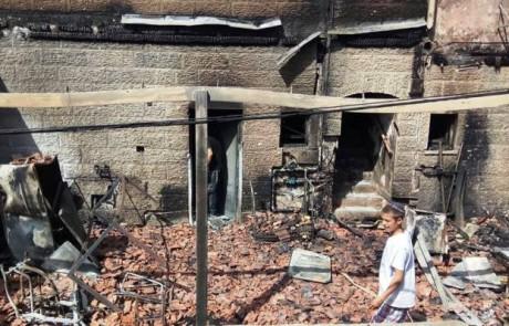 4 חודשים אחרי: נפגעי השריפה בצפת עדיין ממתינים – הפוליטיקאים ממשיכים להבטיח