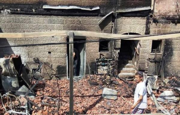 מאמצים לשכנע את הממשלה שתכיר בשכונת כנען בצפת כאזור אסון – מי יפצה את נפגעי השריפה?