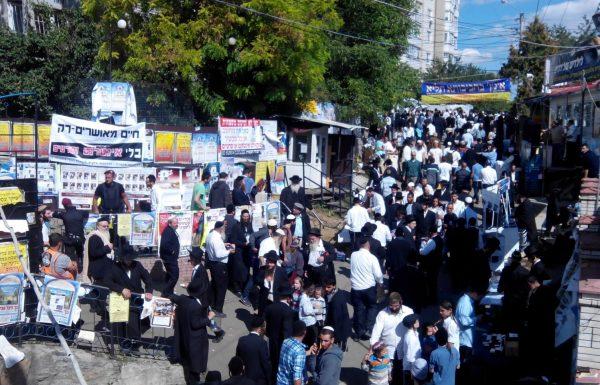 קהילת ברסלב בצפת התרוקנה: עשרות אלפי מאמינים מישראל ומהעולם שוהים באומן