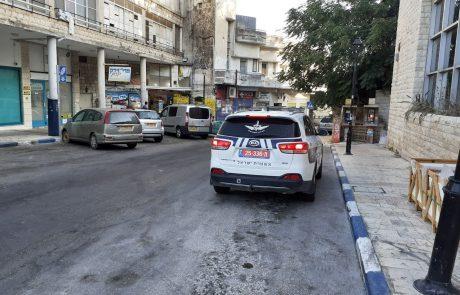 המשטרה לכדה את שודד תחנת הדלק והשופרסל מצפת – תושב העיר בן 30