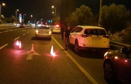 נעצרו ארבעה מטובא בחשד שפרצו ל- 9 רכבים בלילה אחד